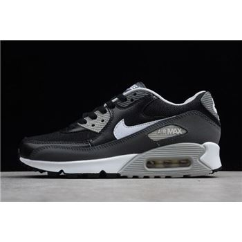 Nike Air Max 90 Essential Black/White-Dark Grey-Wolf Grey 537384-032