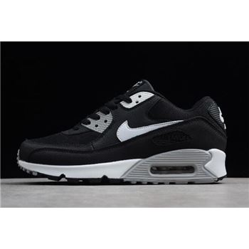 Nike Air Max 90 Essential Black/White-Wolf Grey 616730-012
