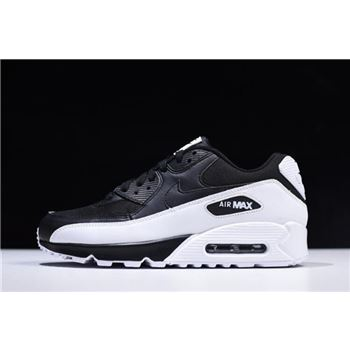Nike Air Max 90 Essential Black White 537384-089 Free Shipping