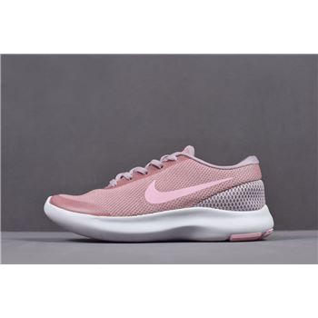 WMNS Nike Flex Experience RN 7 Elemental Rose Pink Running Shoes 908996-600