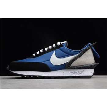 Undercover x Nike Waffle Racer Blue/Black-White AA6853-401