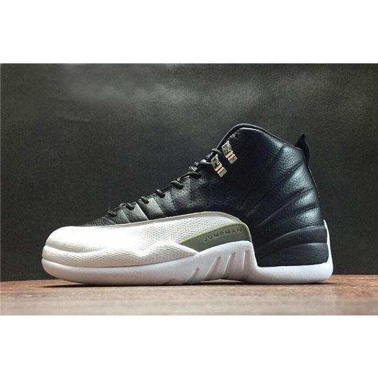 Air Jordan 12 Retro Playoffs Black